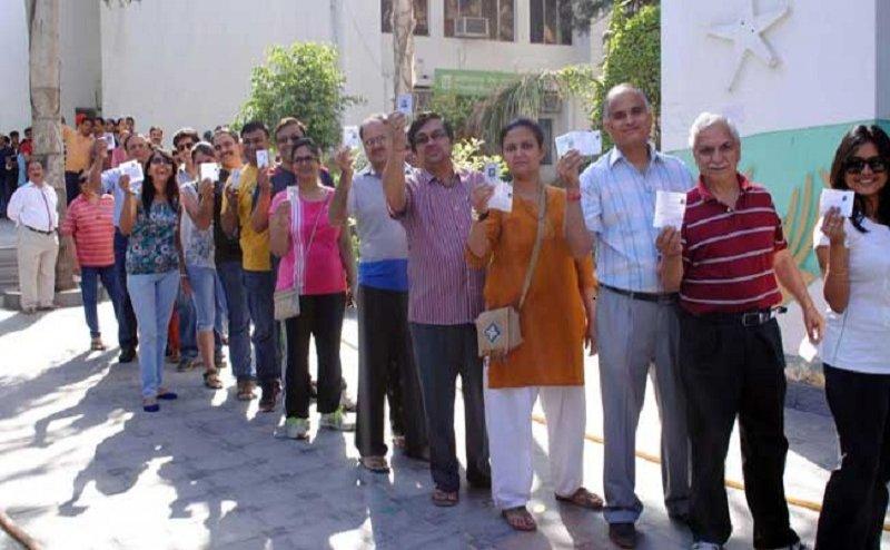 Lok Sabha Election 2019:UP की 8 सीटों पर सुबह 10 बजे तक 10.26 फीसदी मतदान, देखें सभी सीटों का वोट प्रतिशत