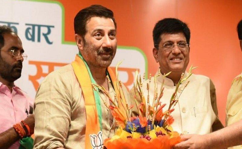 सनी देओल ऑफिशियली BJP में हुए शामिल, पंजाब के इस सीट से लड़ सकते है चुनाव