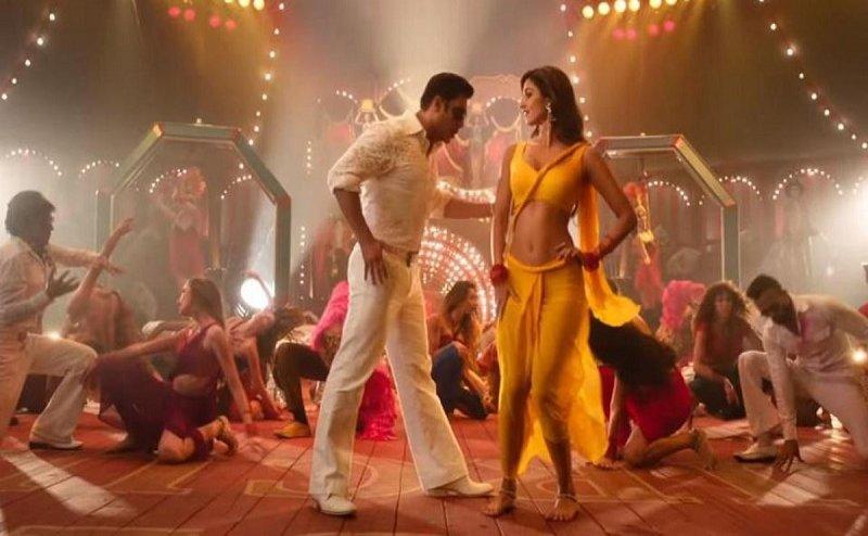 भारत का गाना 'स्लो मोशन' रिलीज:दिखा सलमान और दिशा पाटनी का रोमांस