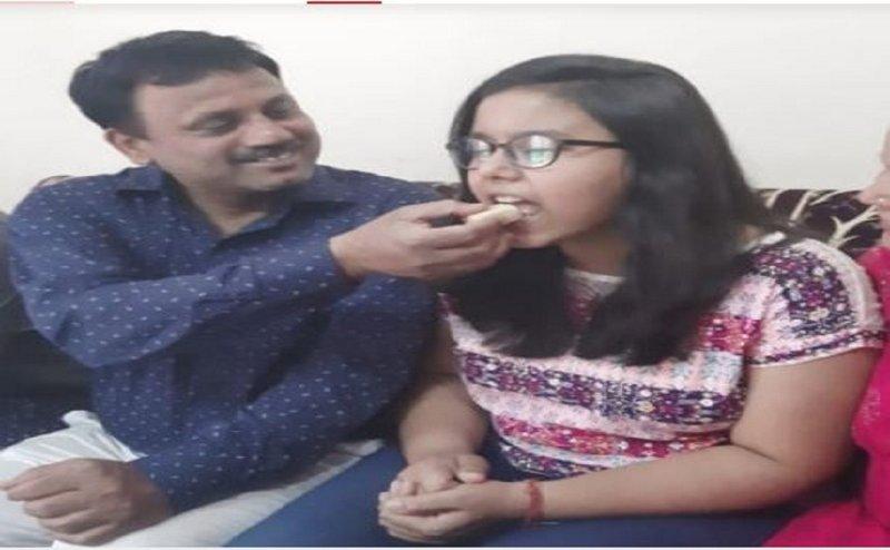 CBSE 12th Result 2019:अलवर की टिशा ने राजस्थान रीजन में किया टॉप