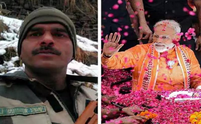 तेज बहादुर का बड़ा आरोप, नरेंद्र मोदी के खिलाफ चुनाव न लड़ने को बीजेपी ने दिया था 50 करोड़ का ऑफर