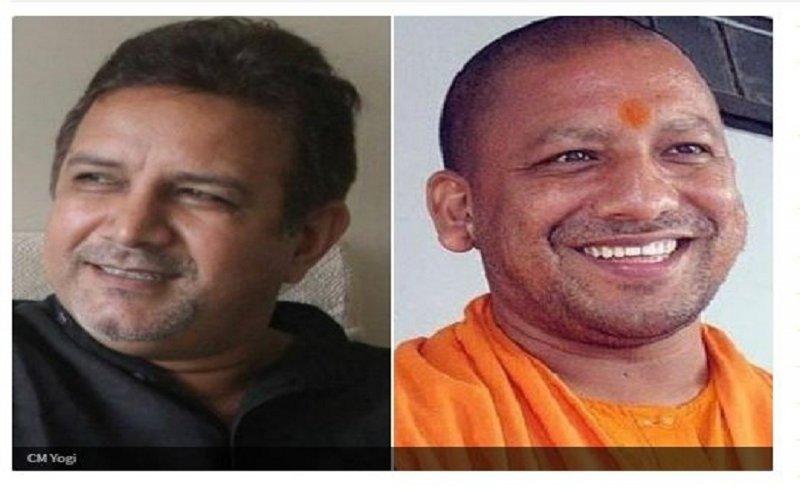 पीएम मोदी के बाद अब बन सकती है सीएम आदित्यनाथ योगी पर फिल्म