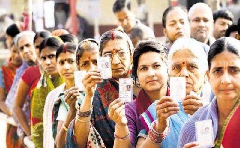 Lok Sabha Election 2019: राजस्थान के 12 सीटों पर 12 बजे तक 30 फीसदी मतदान, कई जगह EVM ख़राब