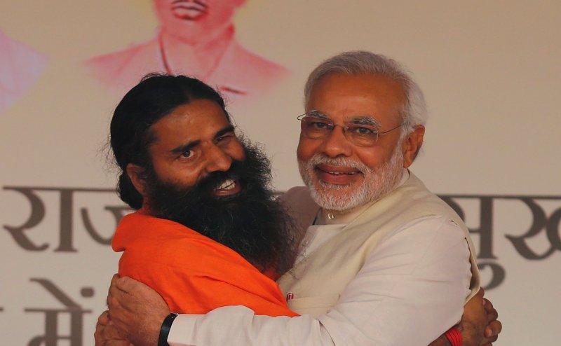 बाबा रामदेव का दावा- 'मोदी ही बनेंगे देश के अगले PM, 23 मई के बाद विपक्ष करेगा कपालभाति'