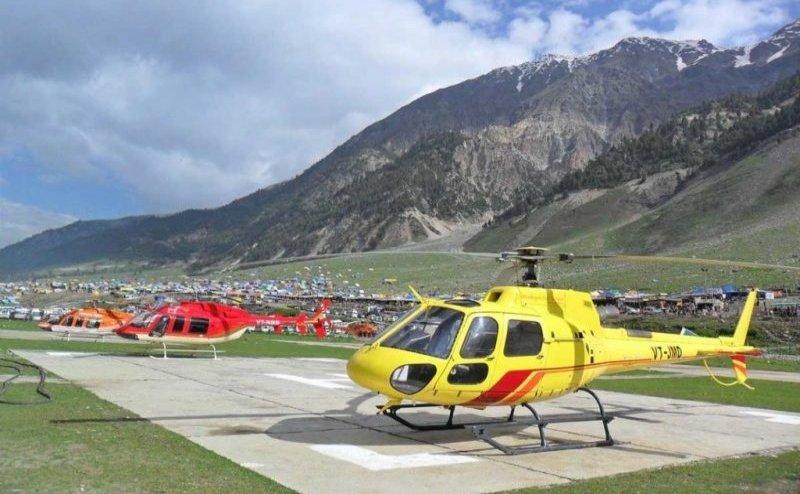 केदारनाथ धाम के लिए हेली कंपनिया हवाई सेवा देने को तैयार, आज 5 कंपनियों ने शुरू की हेलिकॉप्टर सेवा