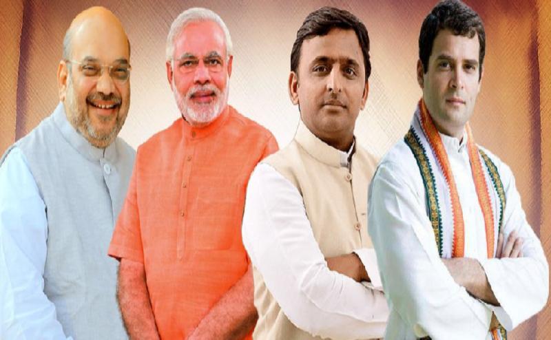 Election Results 2019: 80 सीटों पर मतगणना शुरू, यूपी में बीजेपी सात सीटों पर आगे