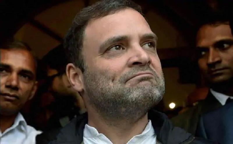 Election Results 2019:  तेजी से आगे बढ़ रहा NDA, अमेठी से राहुल गांधी पीछे