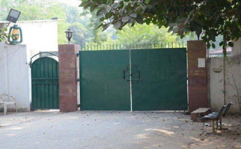 पटना: LS चुनाव नतीजों के रूझानो के बाद राजद कार्यालय समेत लालू- राबड़ी आवास पर पसरा सन्नाटा