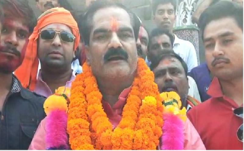 Loksabha Election :दरभंगा से BJP के गोपाल जी ठाकुर ने खोला जीत का दरवाजा, 2 लाख से अधिक वोट से सिद्दीकी को हराया