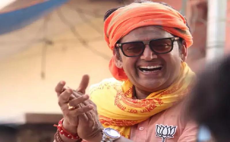 Lok sabha Election Results 2019: मेगा जीत की ओर बढ़ रहे रवि किशन, बोले- मोदी कृष्ण, मैं अर्जुन, बच्चा-बच्चा चाहता है जीत