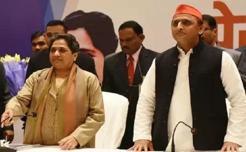 अखिलेश को महंगा पड़ा महागठबंधन! क्या दलितों का वोट SP को ट्रांसफर नहीं करा पाईं मायावती?
