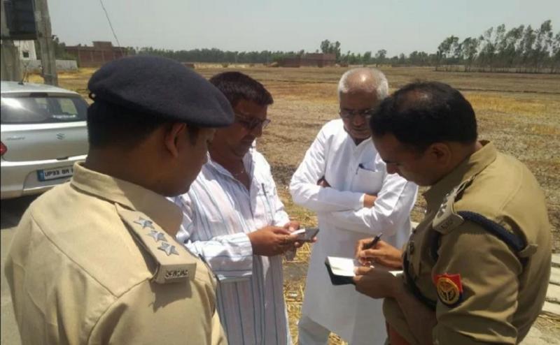 मृतक सुरेंद्र के भाई ने कहा, राजनीतिक रंजिश में की गई हत्या, केजीएमयू में हो रहा पोस्टमार्टम