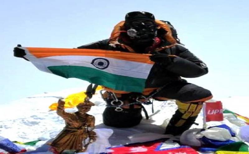 सागर ने माउंट एवरेस्ट पर लिखी कामयाबी की इबारत, ऐसा करने वाली बनी प्रदेश की पहली महिला