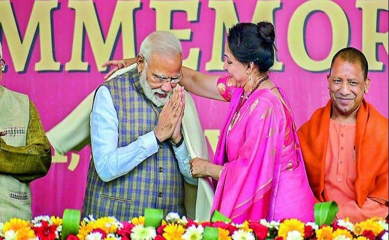 हेमा मालिनी बोलीं- मोदी जी का विजन है देश के लिए, पूरा प्लान रेडी है उनके दिमाग में