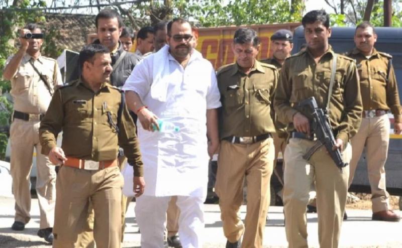 मुन्ना बजरंगी की हत्या के आरोपी सुनील राठी के अपहरण की कोशिश, प्रशासन में मचा हड़कंप