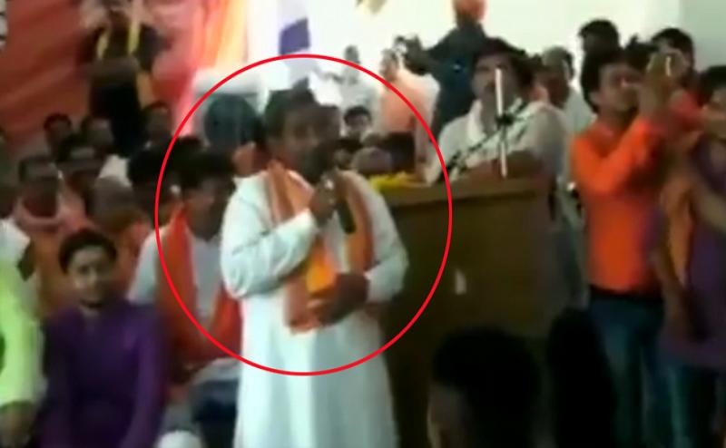 BJP MLA के बिगड़े बोल, कहा- 'जो अफसर कार्यकर्ताओं का सम्मान न करे, उसे मारो जूता '