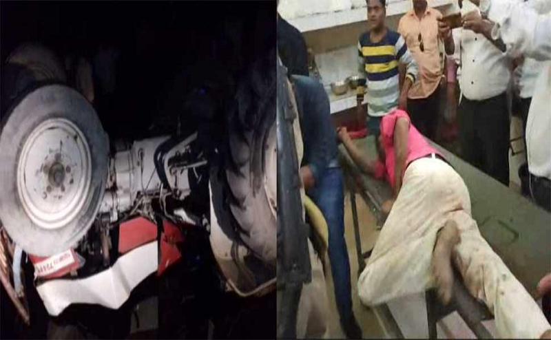 यूपी के सीतापुर में भीषण सड़क हादसे में 8 लोगों की मौत, 20 से ज्यादा घायल
