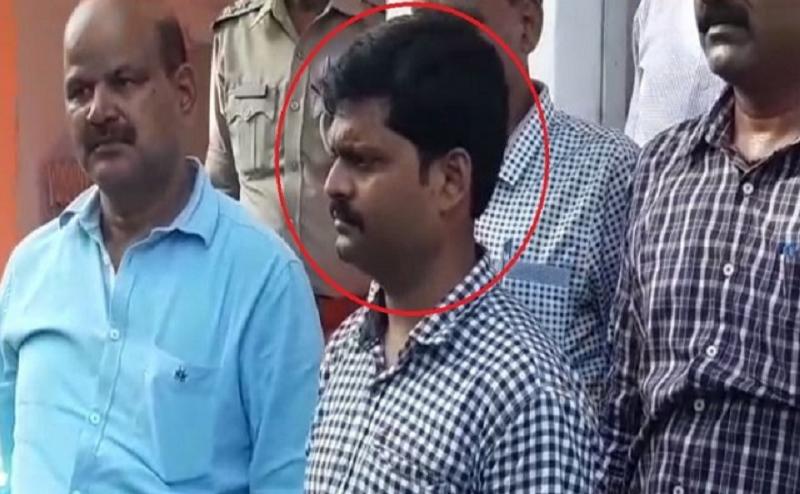 सब इंस्पेक्टर से घूस मांग रहा था एसएसपी ऑफिस में तैनात क्लर्क, एंटी करप्शन टीम ने किया रंगेहाथ गिरफ्तार