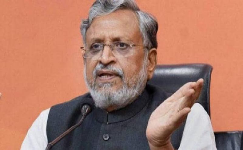 सुशील मोदी ने ट्विटर पर खुद को बताया बिहार का मुख्यमंत्री, आरजेडी बोली- दिल की बात जुबान पर आई