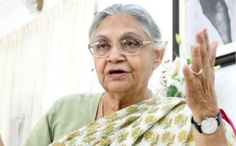 कांग्रेस नेता शीला दीक्षित का निधन, लंबे समय से चल रही थी बीमार