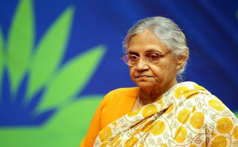 कन्नौज की सांसद से लेकर दिल्ली की मुख्यमंत्री तक....ऐसा रहा दिवंगत शीला दीक्षित का राजनीतिक सफर