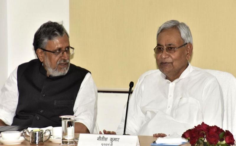 बिहार: गठबंधन में फूट पर सुशील मोदी ने लगाया विराम, कहा- 'नीतीश के नेतृत्व में लड़ा जाएगा चुनाव'