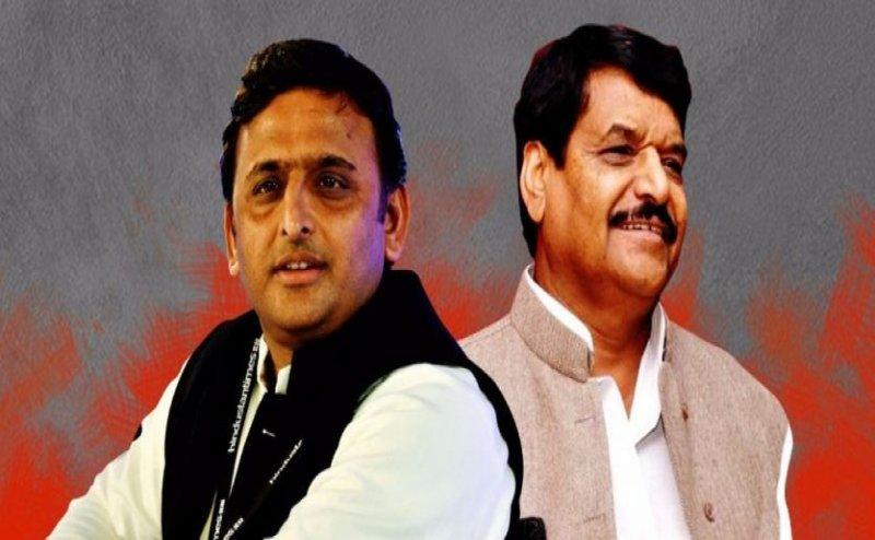 Lok Sabha Election 2019: फिरोजाबाद सीट पर एक बार फिर अखिलेश व शिवपाल आमने-सामने