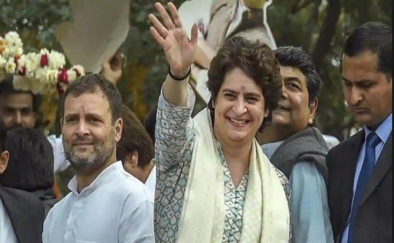 Lok Sabha Election 2019: कांग्रेस के लोकल पैनल ने फूलपुर सीट के लिए प्रियंका गांधी का नाम किया प्रस्तावित