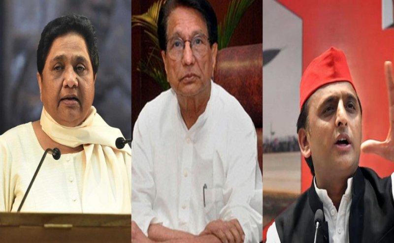 Lok Sabha Election 2019: देवबंद में 7 अप्रैल को होगी मायावती, अखिलेश व अजित की पहली साझा रैली