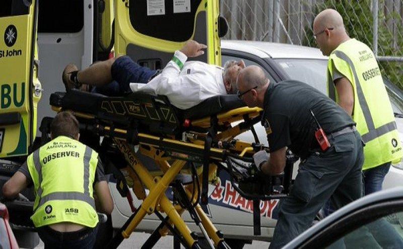 न्यूजीलैंड की मस्जिद में हुए आतंकी हमले में 49 लोगों की मौत, हमलावर ऑस्ट्रेलिया का नागरिक