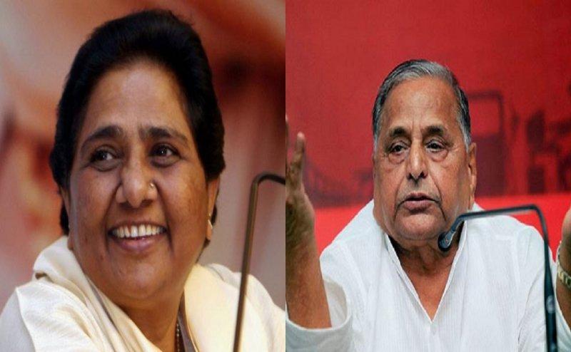 Lok Sabha Election 2019: मैनपुरी में मुलायम सिंह यादव के लिए वोट मांगकर इतिहास बनाएंगी मायावती