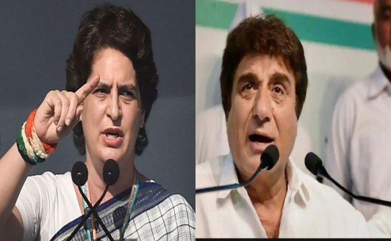 Lok Sabha Election 2019: राज बब्बर के लिए वोट मांगने ससुराल आएंगी प्रियंका गांधी