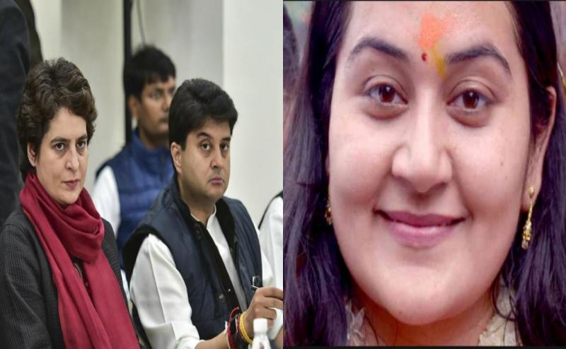 Lok Sabha Election 2019: कांग्रेस ने जारी की उम्मीदवारों की पांचवीं सूची, गाजियाबाद से डॉली शर्मा को टिकट