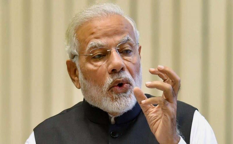 PM मोदी का Blog वार, लिखा- वंश की रक्षा के लिए किसी भी हद तक जा सकती है कांग्रेस