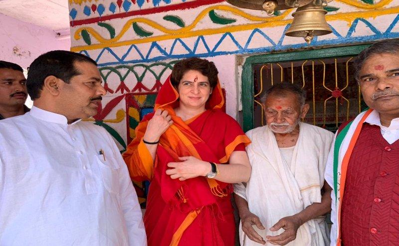 Lok Sabha Election 2019: कांग्रेस वंशवाद पर मोदी का ब्लॉग, प्रियंका बोलीं- जनता को मूर्ख समझना बंद करें PM