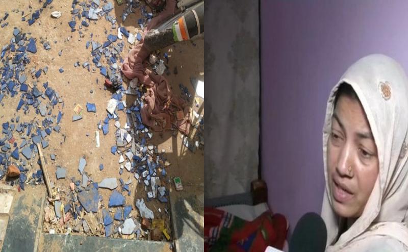 गुरुग्राम में मुस्लिमों पर हिंसा:अचानक घुस गए घर में और बेरहमी से पीटने लगे: पीड़ित