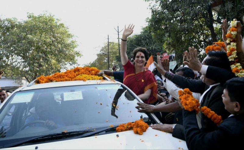 Lok Sabha Election 2019: 27 मार्च को अयोध्या में रोड शो करेंगी प्रियंका गांधी