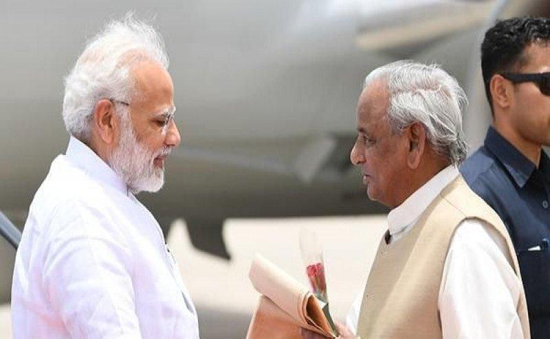 Lok Sabha Election 2019: BJP कार्यकर्ताओं से बोले राज्यपाल कल्याण सिंह: नरेंद्र मोदी को ही फिर बनना चाहिए PM