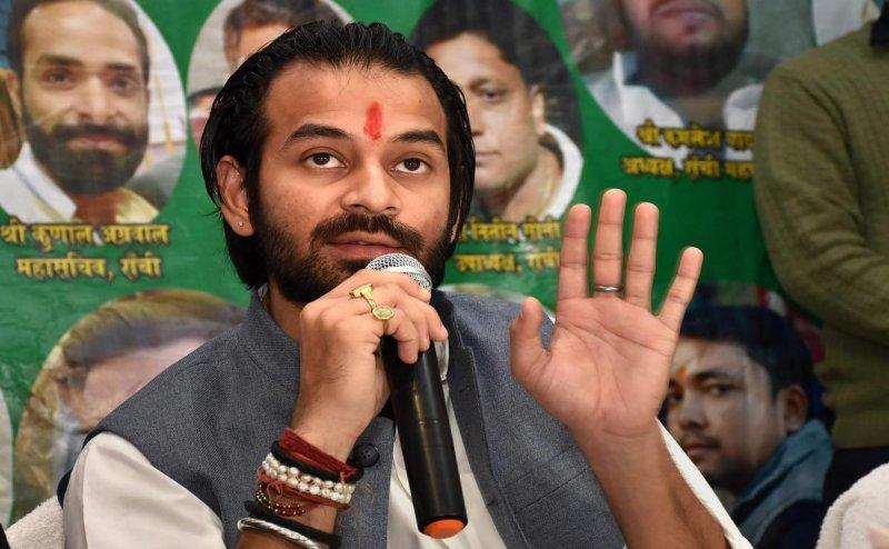 Lok Sabha Election 2019: लालू परिवार में बगावत! तेजप्रताप यादव ने की राजद के उम्मीदवारों की घोषणा