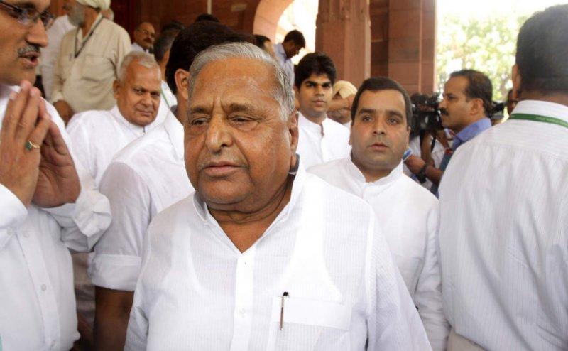 Lok Sabha Election 2019: 1 अप्रैल को मैनपुरी में नामांकन करेंगे मुलायम