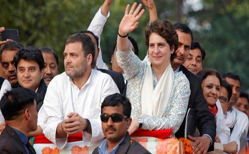 Lok Sabha Election 2019: पश्चिमी यूपी में 8 अप्रैल को राहुल-प्रियंका 3 रैलियों को करेंगे संबोधित