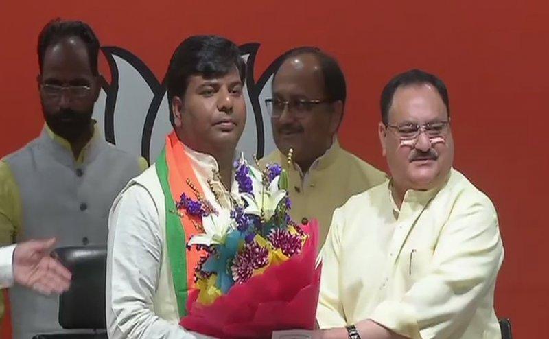 Lok Sabha Election 2019: गोरखपुर में SP-BSP को झटका, NDA में शामिल हुई निषाद पार्टी