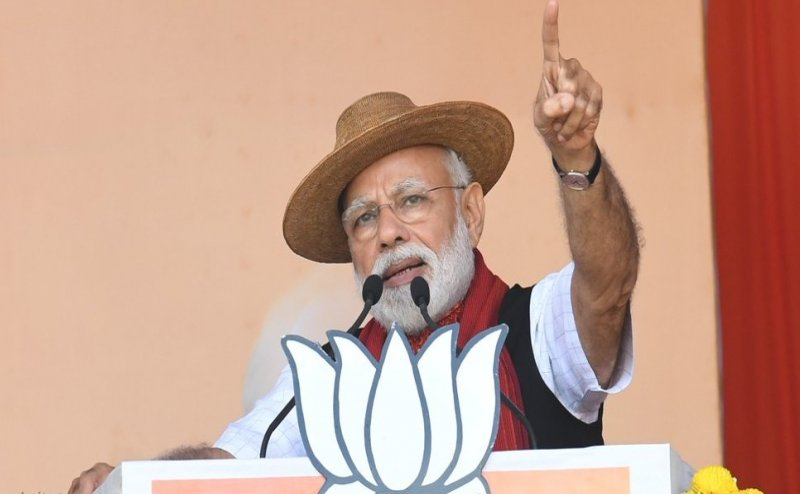 Election 2019: अमरोहा-सहारनपुर में PM मोदी भरेंगे हुंकार, सपा-बसपा गठबंधन रहेगा निशाने पर