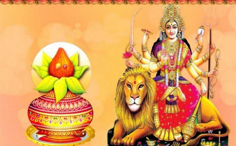 Chaitra Navratri 2019 : चैत्र नवरात्रि में जानें कलश बिठाने का शुभ मुहूर्त, पूजा विधि और मंत्र