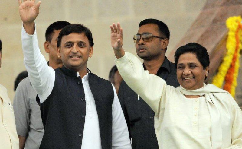Lok Sabha Election 2019: 25 साल बाद सपा-बसपा की ज्वाइंट रैली, मायावती-अखिलेश और चौधरी अजित सिंह करेंगे संबोधित