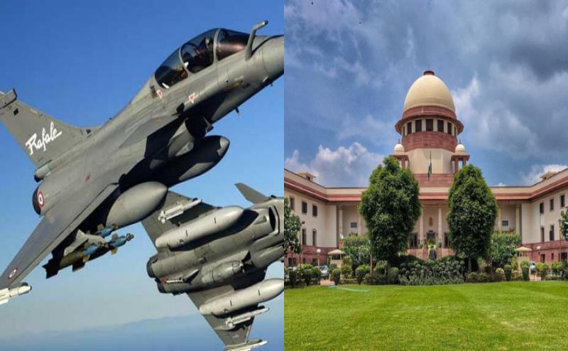 Rafale Deal: मोदी सरकार को झटका, SC ने खारिज की सरकार की याचिका, गोपनीय दस्तावेजों का होगा परीक्षण