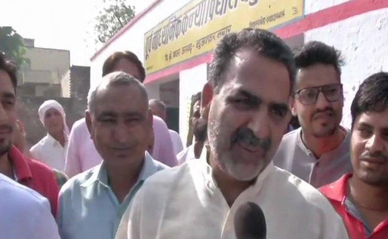 Lok Sabha Election 2019: मुजफ्फरनगर के BJP प्रत्याशी संजीव बाल्यान का आरोप- बुर्के की आड़ में फर्जी वोटिंग