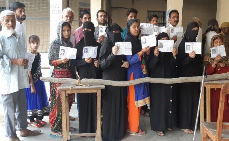 Lok Sabha Election 2019: मुजफ्फरनगर में सुबह 11 बजे तक 12 प्रतिशत वोटिंग