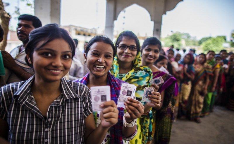Lok Sabha Election 2019: UP की 8 सीटों पर मतदान शुरू, कुल वोटर की संख्या 1 करोड़ 74 लाख