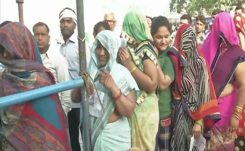 Lok Sabha Election 2019: बिहार की 5 सीटों पर 11 बजे तक 19 फीसदी मतदान